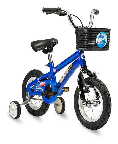 Bicicleta Cross Olmo Cosmo Pets Ex Podium Rodado 12