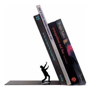 Sujeta Libros De Acero Consulte Existencia