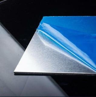 Placa De Chapa De Aluminio De Estados Unidos Stock 2pcs-5980