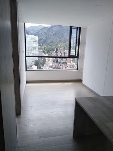 Imagen 1 de 23 de Apartamento En Arriendo Las Aguas 90-64580