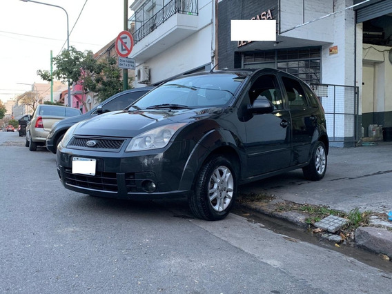 Ford Fiesta Edge Plus 1.6 N 5 Ptas Gris Topo 2007