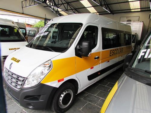 Renault Master Escolar 2022