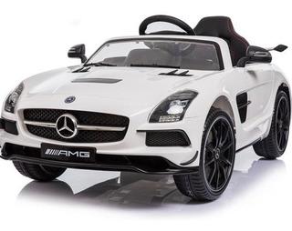 Carro Montable Carrito Electrico Mercedes Benz Sls Amg Lcd