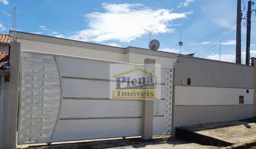 Casa Com 3 Dormitórios À Venda, 150 M² Por R$ 585.000,00 - Vila Valle - Sumaré/sp - Ca2342