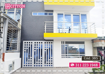 Se Vende Casa Cerca Al Palo Del Ahorcado Código: 385, Floren