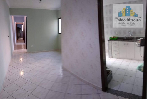 Imagem 1 de 30 de Apartamento Com 3 Dormitórios À Venda, 69 M² Por R$ 260.000,00 - Vila Tibiriçá - Santo André/sp - Ap1641
