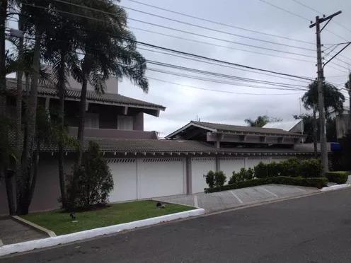 Imagem 1 de 7 de Sobrado Com 4 Dormitórios À Venda, 700 M² Por R$ 3.500.000,00 - Alphaville Residencial 2 - Barueri/sp - So0759