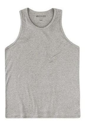 13 Camisetas Regata Masculina Ribana Mechler