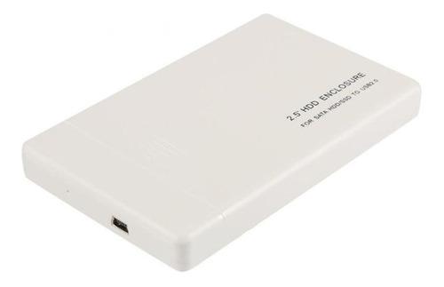 8tb Unidade Hdd Móvel Disk Box Usb 2.0 Laptop Sata 2.5