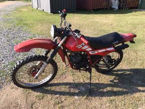 Yamaha Dt100 1993 - Vendo O Permuto -