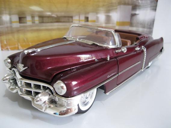 Cadillac Eldorado 1953 - 1/18 Anson - R A R I D A D E