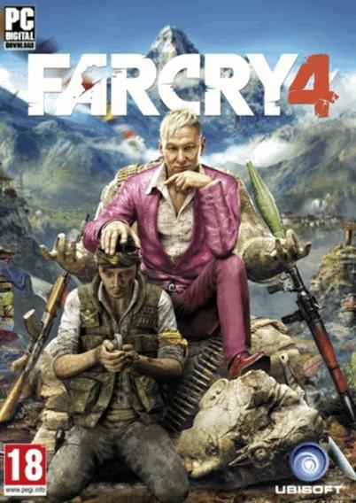 Far Cry 4 Uplay Pc