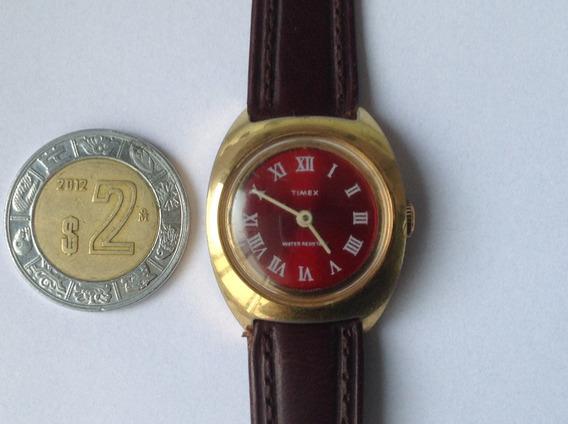 Reloj Timex Cuerda. Dama. Años 70