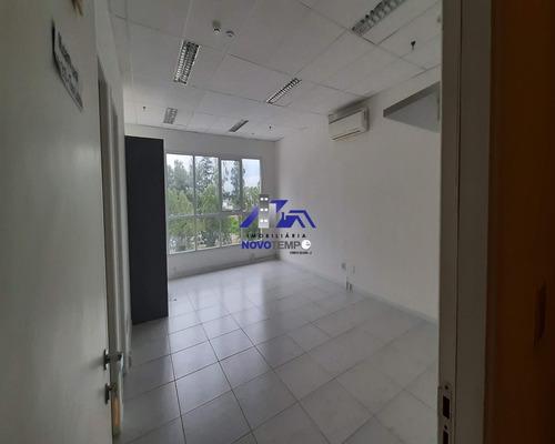 Imagem 1 de 12 de Sala Para Locação Em Alphaville Com 48m² - Alpha Square - Sa00156 - 69307634