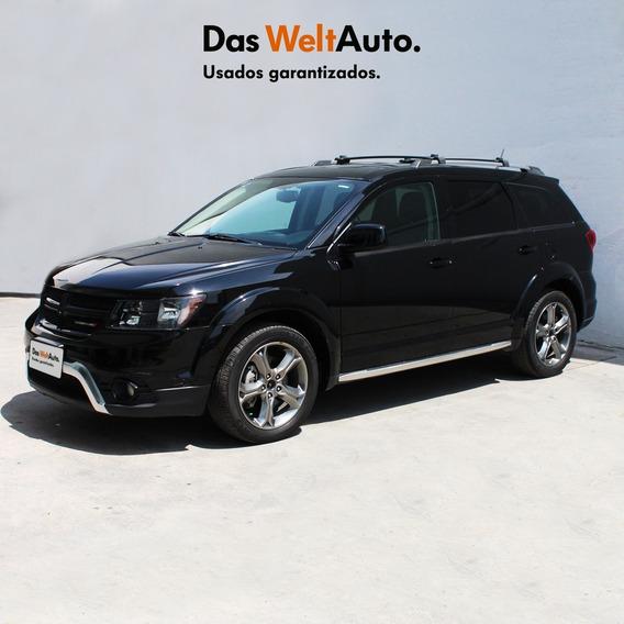 Dodge Journey 2018 Sxt Lujo 2.4 Lt 7 Pasajeros Negro