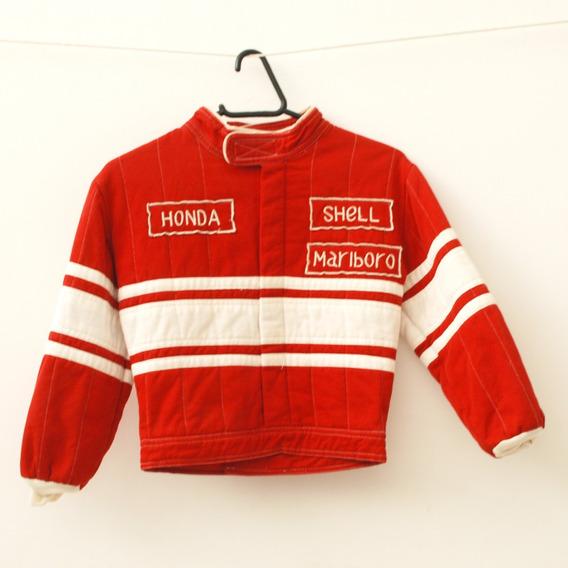 Roupas Para Estúdio Fotográfico:jaqueta Infantil Vermelha
