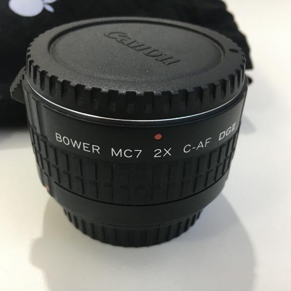 Extender Af Dg Ii - Bower Mc7 -para Lentes Canon