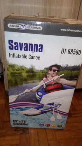 Imagem 1 de 3 de Canoa Inflavel Savanna