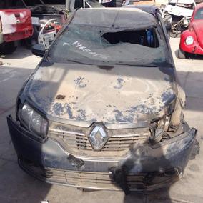 Desarmo Renault Logan 2015