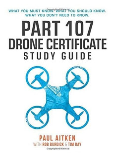 Parte 107 Guía De Estudio Drone Certificado