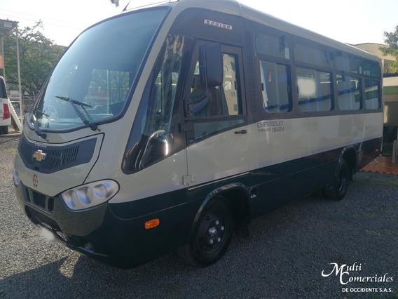 Microbus Nkr 19 Pasajeros 2020 Para Estrenar!!
