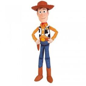 Boneco Toy Story 4 Woody Com Som 15 Frases Português Toyng