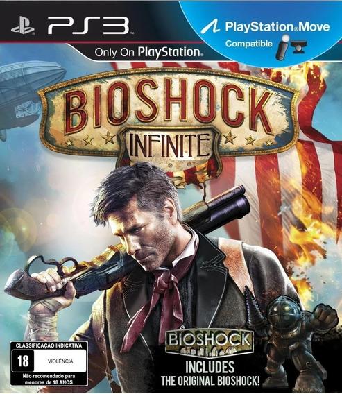 Bioshock Inifinity Oferta! Loja Campinas