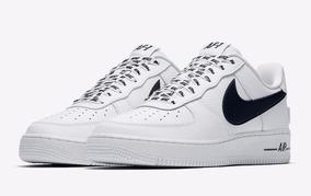 Zapatillas Nike Air Force 1 Low Nba Blanco Negro Nuevo 2017