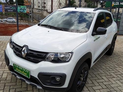 Renault Kwid 1.0 Flex Outsider Manual Completo **9.100**