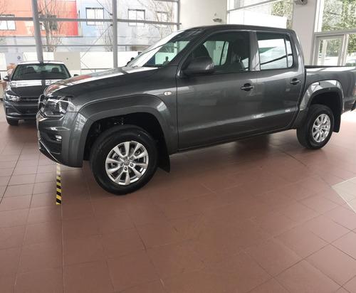 -volkswagen Amarok 0km 2021 $700.000 O Tu Usado + Cuotas D-