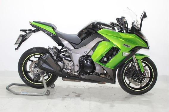 Kawasaki Ninja 1000 Abs 2013 Verde