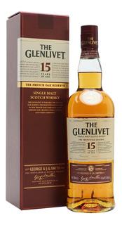 Whisky The Glenlivet 15 Años 700ml Cuotas