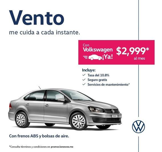 Nuevo Vento 2020 Volkswagen Del Balsas