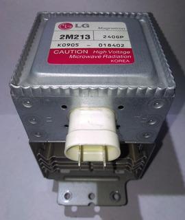 Magnetrón Para Microondas 2m213, 2m214, 2m217, Om75p