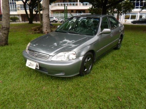 Honda Civic Ex 1.6 Aut