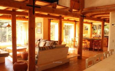 Casa Más Cabaña, Vista Al Mar, 5000 M2.