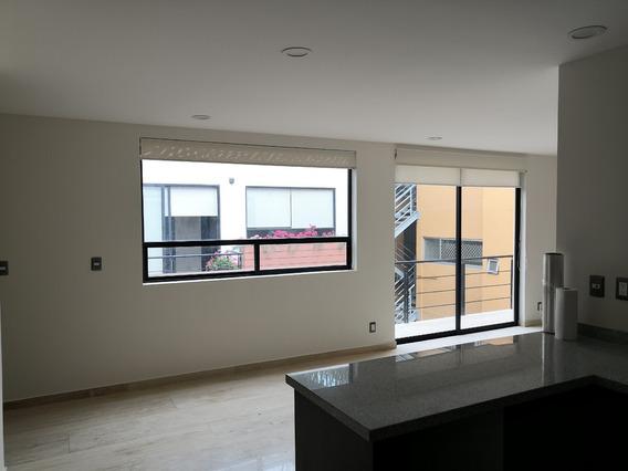 Renta Departamento Condominio Río Rhín Reforma, Cuautémoc