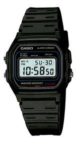 Relógio Casio W-59-1vq Original Classico Wr 50 Metros
