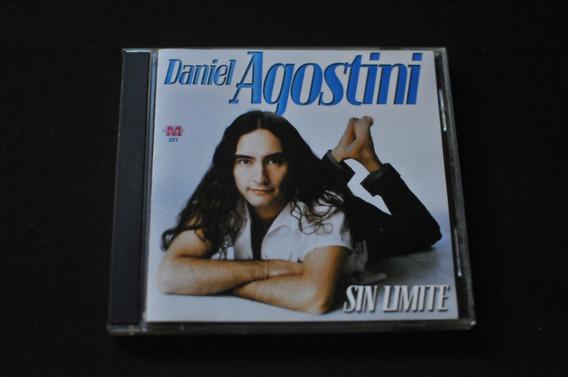 Cd Daniel Agostini Sin Limite - Unico!!!