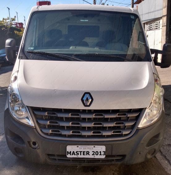 Master 2013/2014 Branco L1h1; 2.3 Diesel; 192000km