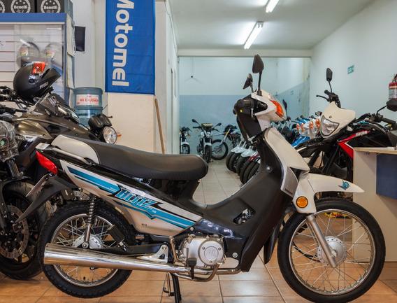 Moto 110 Motomel Blitz 110 Promo Efectivo