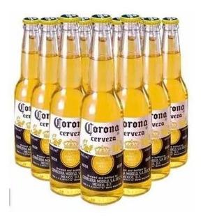 Cerveza Corona 330 Caja X 24 Unidades