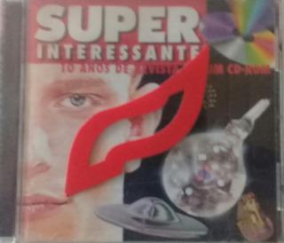 Super Interessante 10 Anos De Revista - Cd-rom