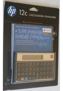 Calculadora Financeira Hp 12c Gold Pronta Entrega