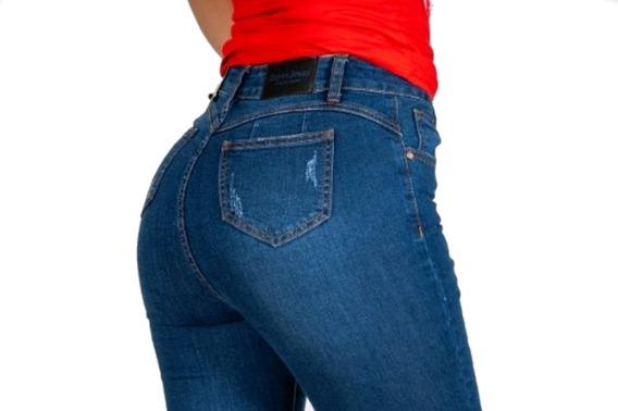 Pantalón Mezclilla Mujer Marca Beba Jeans Importado 3