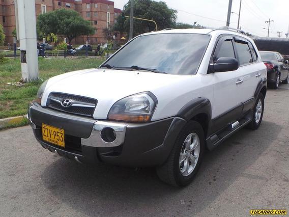 Hyundai Tucson Gl Mt 2000 Cc Aa