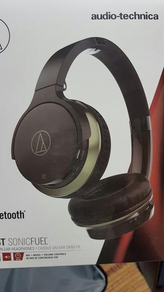 Fone De Ouvido (headset) Áudio Technica Ath-ar3bt