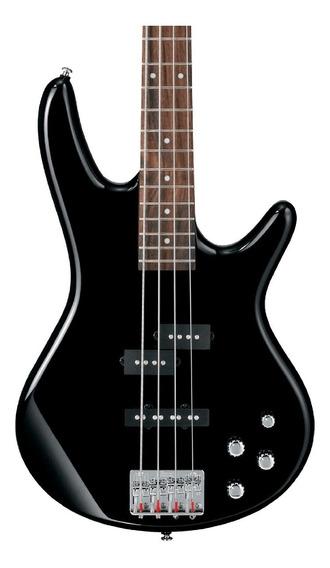 Bajo Electrico Activo Ibanez Gsr200 4 Cuerdas Negro