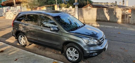 Honda Cr-v 2.0 Exl 4wd Aut. 5p 2011 Com Teto