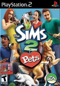 Patche The Sims 2 Pets Para Ps2 Tencao É Patche!
